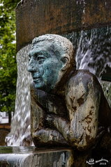 Brunnenfigur in Berlin